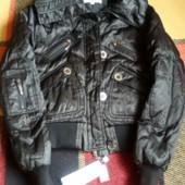 Куртка на весну, утеплена. Собирайте лоты! От 3-х лотов – отправка УКРпочтой бесплатно!!!