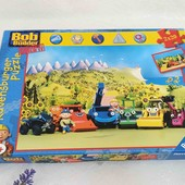 Пазлы из двух картинок Bob the Builder 4+
