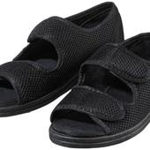 Срочно! Townland kaufland by Lidl 43-28см тапочки сандалии для проблемных ног