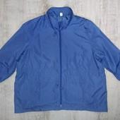 Куртка ветровка большой размер
