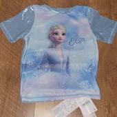 Кофта футболка для купания от Disney на 7-8лет