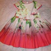 Нарядное платьице для маленькой модницы (18-24 мес)