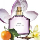 Женская парфюмерная вода Avon эйвон одна на выбор viva la vita, cherish, Incandessence 50 ml