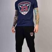 Костюм штаны + футболка/маломерит/см.описание