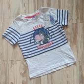 Шикарная футболка мальчику 3 лет от французского бренда Киаби. Сотни лотов!