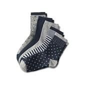 ☘ Лот 3 пари☘ Якісні бавовняні шкарпетки від tcm Tchibo (Німеччина), розміри: 35-37