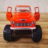Машинка KT 5330 WB металлическая инерционная 12см | Машина для мальчика |