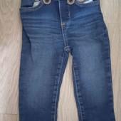 Классные джинсы на подтяжках