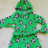 Мягусенький халатик для малыша
