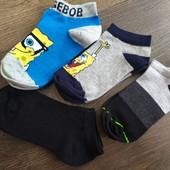 Фирменные носки, размер 31-34