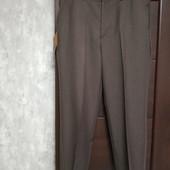 Фирменные новые мужские брюки р.38-29 пот-46,5-48, поб-60