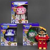 Робокары Поли, в наличии все герои.