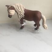 Коллекционная фигурка Schleich лошадь!!!! Новая!!! Оригинал!!!