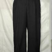 Модные лёгкие брюки с высокой посадкой и широкими штанинами,20p(4xl)