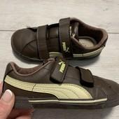 Крутые кроссовки Puma оригинал 27 размер стелька 17см