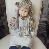 Кукла винтаж 39 см