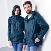 ☘ Якісна куртка унісекс, ecorepel®, мембрана 3000, Tchibo (Німеччина), рр. наші: 40-42 (ХS євро)