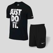 Новинка! Костюм двойка, футболка и шорты Nike,Puma