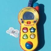 Развивающий телефон для самых маленьких VTech soft singing phone!!!