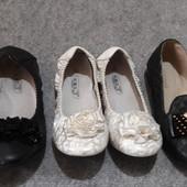 Туфли- балетки 34- 35 размер
