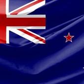 #23_монета Новая Зеландия 20 центов, 2008