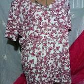 ❤️☀❤️Футболка - блуза - туника. Состояние идеальное.