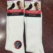Merango белые высокие носки 2 пары 39-42