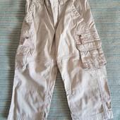 Классные брюки на 5 лет, коттон