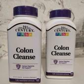 Очищение Кишечника, Colon Cleanse, 21st Century, 120 капсул