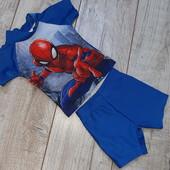 Купальный костюм для малыша фаната спайди от Lupilu 74/80