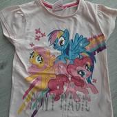Красивая футболка для Вашей принцессы