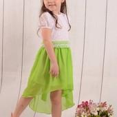 Летнее детское платье!!! Качество!!!