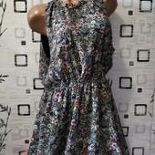 ❤️Новое, эксклюзивное платье из дорогого плотного шифона на подкладке ❤️