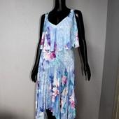 Качество! Шикарное макси платье от бренда Lipsy London, новое состояние