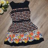 Нарядное платье, р.44-46. Состояние отличное. Много интересных лотов)