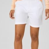 Женские шорты jessica (c&a), размер xl, белые, 100% хлопок