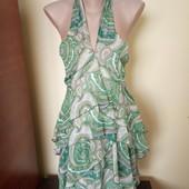 Стильне плаття з відкритою спинкою, стан нового, 10% знижка на УП