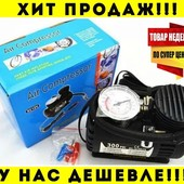 Автомобильный насос (компрессор) Air Compressor!!