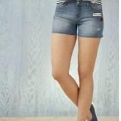 Стильные, классные джинсовые шорты Esmara Германия размер евро 42