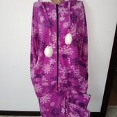 Новый слип пижама домашний комбинезон размер м,л,хл замеры на фото