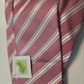 Стильный шелковый галстук (100% шелк) Tchibo германия , в лоте 1 шт как на фото 2