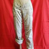 Стильные брюки / капры для беременных размер 36 в отличном состоянии.