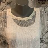 Летняя блузка-футболка