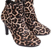 Распродажа! р40-25.5см Esmara Германия ботинки натуральные от Хайди Клум®