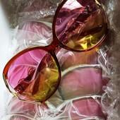 """Стильные очки """" радуга"""", очень классные!"""
