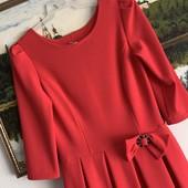 ❤️Элегантное стильное платье идеальная посадка и комфорт М