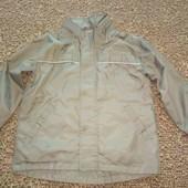 Детская куртка-ветровка 116 размер