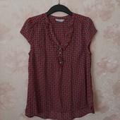 Красивая блуза , приятная вискоза ! УП скидка 10%