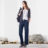 Функциональные брюки темно-синего цвета Dryactive Plus 2 в 1 Tchibo(германия) размер 40 евро=46-48