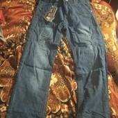 Нові джинсові штани для дівчат